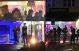 İsveç polisi parti yapmak için toplanan yüzlerce kişiye baskın yaptı