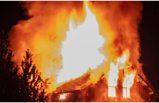 Krylbo'da yangın: Polis kundaklama olabileceğini söyledi