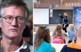 Stockholm'de vakaların tespit edildiği iki okul kapandı