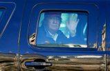 Trump ilk kez rakibi Biden'ın başkanlık seçimleri kazandığını söyledi