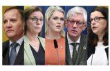 """Başbakan Löfven yeni kısıtlamaları açıkladı """"Maske takmak zorunlu"""" oldu"""