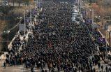 Ermenistan'da süresiz protesto başladı