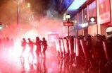Fransa'da binlerce kişi sokaklara döküldü: 142 kişi gözaltına alındı