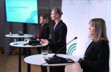 Halk Sağlığı Kurumu'nun basın toplantısı sabote edilmeye çalışıldı