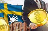 """İsveç """"dijital paraya geçişi"""" araştıracak"""