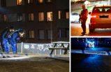 İsveç polisi kanlı cinayetin failini arıyor