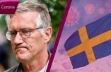 İsveç salgını kontrol altına alamıyor!