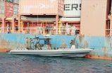 Libya'ya ilaç taşıyan Türk gemisine Hafter güçleri tarafından alıkondu