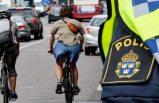 Polis 350 bisikletçiye para cezası kesti