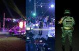 Uyuşturucu karteli için düzenlenen partiye baskın