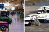 Yasağa rağmen İngiliz uçağı İsveç'e indi! Yetkililer öfkeli
