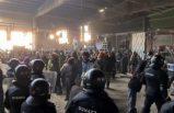 Çılgın yılbaşı partisi 36 saat sonra polis baskını ile son buldu