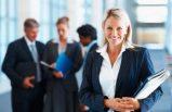 İsveç'te kamu alına kadın yöneticiler hakim