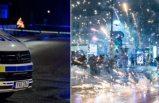 İsveç'te kaotik Yılbaşı gecesi
