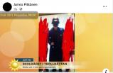 İsveç'te aşırı sağcı saldırgan balta ve bıçakla girdiği okulda bir öğrenciyi yaraladı
