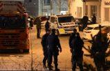 Kista'da bir eve el bombası atıldı