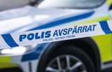 Luleå'da bir kişi ölü bulundu