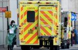 Mutasyon etkisindeki İngiltere'de, her 30 saniyede bir Covid-19 vakası hastanelere kabul ediliyor