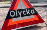 Nacka'da trafik kazası: Bir genç hastaneye kaldırıldı