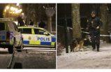 Skärholmen'de bir kişi bıçaklandı