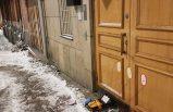Stockholm Camisi'nin kapısında bomba düzeneğine benzeyen kutu bulundu