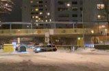 Stockholm'ün kuzeyinde silahlı saldırı