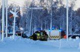 Tren yoluna giren Scooter kazasında iki genç kız hayatını kaybetti