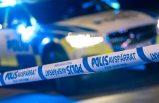 Uyuşturucu bağımlısı aracı polisin üzerine sürdü