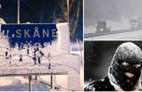 Geç gelen kış İsveç'te kabus olmaya devam ediyor