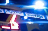 Hallonbergen'de bir kişi bıçaklandı