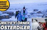 Hollanda basınından Türkiye'deki aşılama çalışmalarına övgü