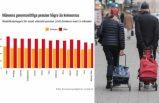 İsveç'te emekli kadınlar, erkeklerden daha az maaş alıyor