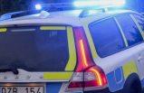 Södertälje'de bir otobüste kavga çıktı