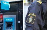 ATM'de para çeken kadın gasp edildi