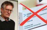 İsveç AstraZeneca aşısını durdurdu