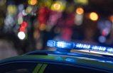 Köping'de bir kişi gasp edildi