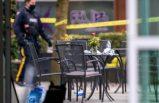 Kütüphaneye bıçaklı saldırıda 1 ölü, 6 yaralı