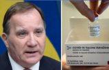 Löfven, aşı anlaşmazlığı konusunda ticaret savaşı uyarısında bulundu