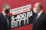 Mevlüt Çavuşoğlu, ABD Dışişleri Bakanı Antony Blinken ile görüştü