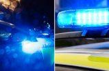 Skåne'de iki silahlı gasp olayı