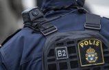 İsveç polisinden otele çete baskını