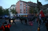 Berlin'deki 1 Mayıs gösterilerinde en az 93 polis yaralandı, 354 kişi gözaltına alındı