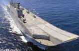 Türkiye'den dünyanın ilk gerçek SİHA gemisi