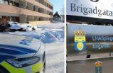 İsveç'teki cinayet davasında kavga çıktı
