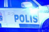 Malmö'deki bir bakkalda iki grup arasında kavga çıktı