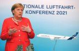 Merkel: AB ile Türkiye konuları şekillendirme konusunda birbirine bağımlı