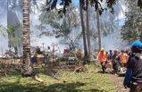 Filipinler'de düşen uçakta en az 29 kişi öldü
