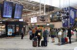 Göteborg'daki Landvetter havalimanında büyük problem