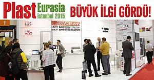 25. Uluslararası İstanbul Plastik Endüstrisi Fuarına büyük ilgi
