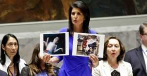 ABD'nin BM Temsilcisi: Bizzat harekete geçeriz!